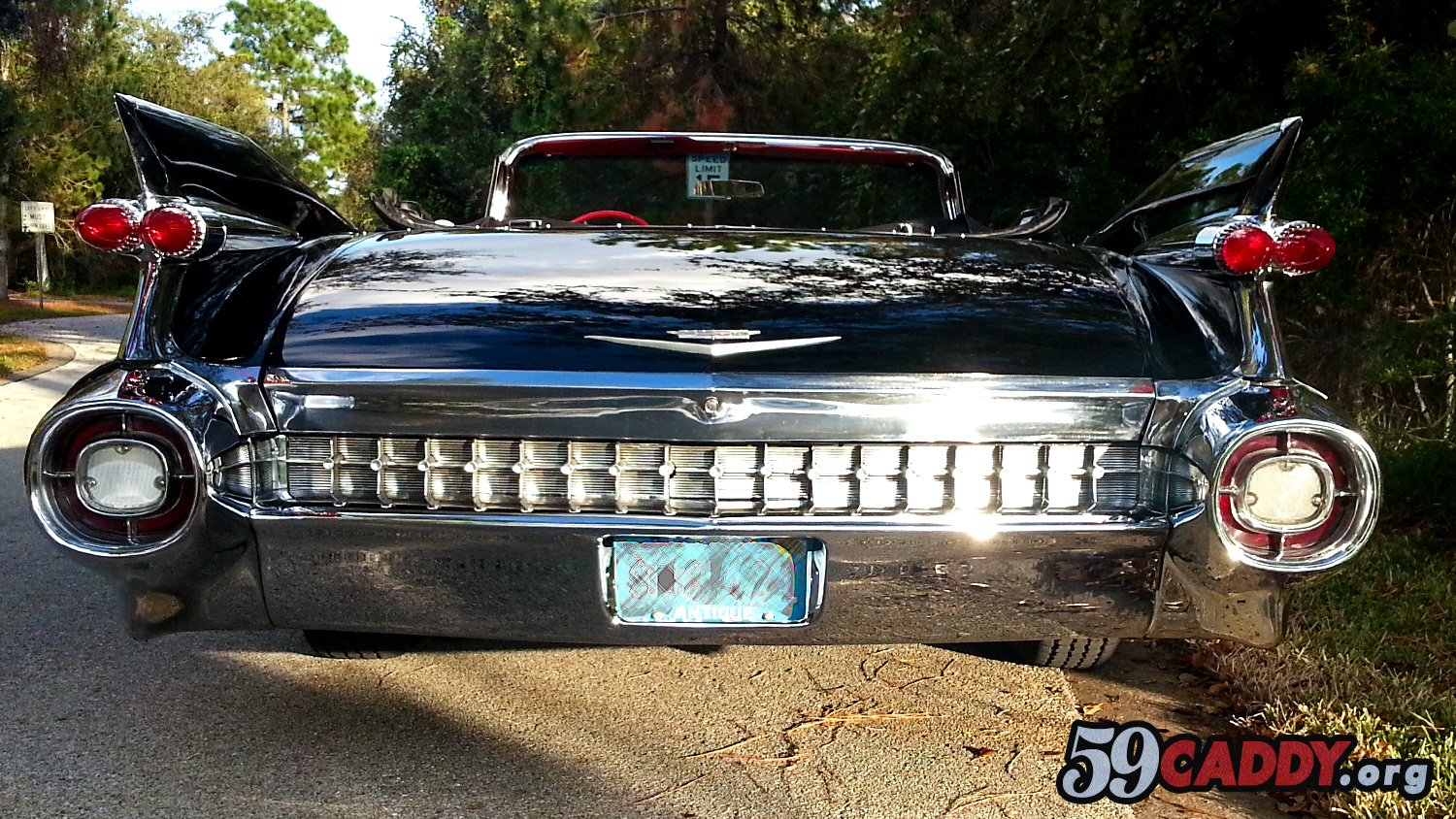 1959 Cadillac For Sale Black 1959 Cadillac Convertible Series 62 For Sale