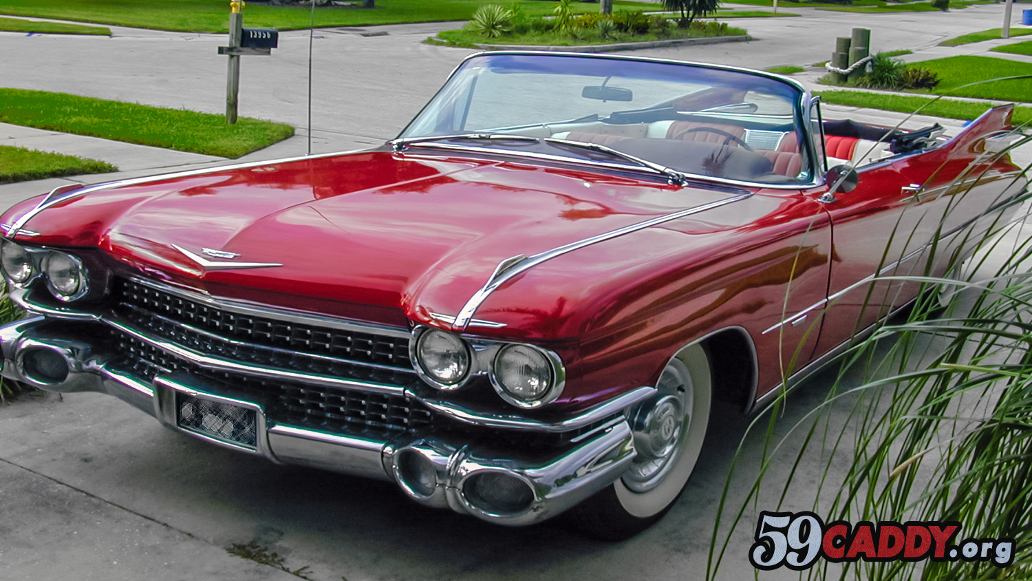 1959 Cadillac Convertible 59 Caddy clic cars 1959 Cadillac ...